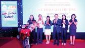 Trao thưởng khách hàng trúng giải Sanest Khánh Hòa - Niềm tự hào thương hiệu Việt Nam tại Phú Yên
