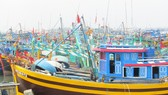 Tàu thuyền được kêu gọi vào bờ để tránh bão số 9