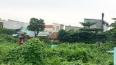 Còn nhiều nhà đất tại phường Hiệp Bình Chánh (quận Thủ Đức, TPHCM) chưa được cấp GCN vì nằm trong khu quy hoạch ga Bình Triệu