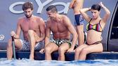 Bạn gái Ronaldo gặp khó chuyện gia đình