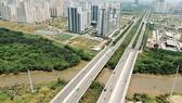 Đường Mai Chí Thọ kết nối trung tâm thành phố với quận 2, quận 9, Thủ Đức qua hầm sông Sài Gòn