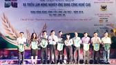 """Hội thi """"Lúa sạch, gạo thơm, cơm ngon"""" năm 2018: Vì giá trị thương hiệu gạo Việt"""