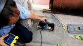 Giải pháp giảm thất thoát nước hiệu quả