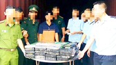 100 bánh cocaine bị thu giữ tại Tân cảng Cái Mép - Thị Vải