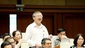 Đại biểu Quốc hội tỉnh Đồng Nai, ông Hồ Văn Năm. Ảnh: TTXVN