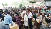 Vedan Việt Nam và tỉnh Đồng Nai tiếp tục triển khai hoạt động khám chữa bệnh thường niên năm 2018