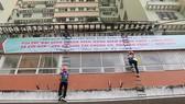 """Thanh niên xung kích với  """"Thử thách độ cao 20m"""""""