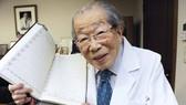 Cố bác sĩ Shigeaki Hinohara - huyền thoại y học Nhật Bản