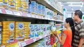 Sữa ngoại nhập khẩu tăng mạnh tại thị trường Việt Nam