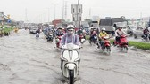 Khuyến cáo tai nạn điện mùa mưa bão