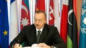 圖為阿塞拜疆共和國總統伊爾哈姆‧阿利耶夫閣下。(資料圖:UNESCO)