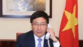 圖為政府副總理、外交部長范平明。(示意圖源:互聯網)