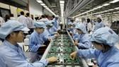 加工與製造工業部門引進最多FDI資金,達95億美元,佔FDI總資金49.3%。(示意圖源:互聯網)