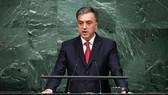 圖為蒙特內哥羅共和國總統菲力浦‧武亞諾維奇(Filip Vujanović)。(圖源:聯合國)
