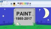 再見小畫家!微軟經典繪圖工具將停止更新。(圖源:互聯網)
