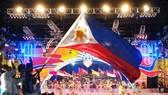 2015年新加坡東運會閉幕儀式上,菲律賓答應接手承辦2019年東運會。但因菲南部激戰中,菲律賓宣佈棄辦2019東運會。(圖源:互聯網)