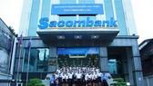 圖為Sacombank老撾分行。(示意圖源:互聯網)