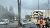 圖為戰亂中的敘利亞。(圖源:路透社)