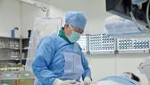 宮頸癌ⅢB期,經3次複診,腫瘤細胞全部壞死