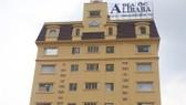 圖為阿里巴巴房地產公司總辦公室一瞥。(圖源:互聯網)