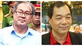沈啤(右)與范功名將於明年1月8日出庭受審。(圖源:互聯網)