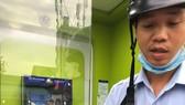 昨日下午,平盛郡諾莊隆街亞洲銀行ATM不能提款。