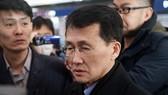 朝鮮外務省北美局副局長崔強一。(圖源:韓聯社)