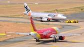航空公司兩大節日增加航班。(示意圖源:互聯網)