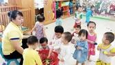 幼兒園安裝視頻監控系統讓家長更放心托管孩子。
