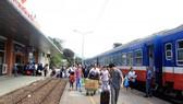兩大節日列車票量增 3 萬張。(示意圖源:VTV)