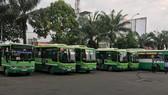 """市公共交通管理中心最近表示,為了滿足乘客於""""四‧三〇""""和""""五‧一""""兩大節日往來的需求,本市將增加18條巴士路線。(示意圖源:阮艷)"""