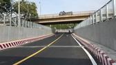 平兆橋下穿道路將於本月20日投入使用。(圖源:芳蓉)
