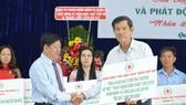 該郡紅十字會輔助會登記10億零6000萬元作扶貧活動經費。