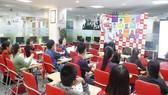 市教育與培訓廳:將加強對市內各外語外語與信息學中心進行檢查和複查工作。(示意圖源:互聯網)