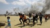 多名兒童在衝突中失去寶貴性命。(圖源:AP)