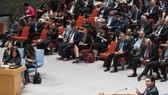 安理會召開緊急會議討論以巴局勢。(圖源:AP)