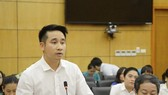 389指委會辦公廳副主任武雄山。(圖源:勞動報)