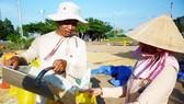 安江省農民豐收。