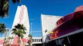 圖為案發處的馬戲團賭場-酒店(Circus Circus Casino)。(圖源:MFA NEWS視頻截圖)