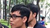 冒充公安企圖擾亂治安的歹徒阮鴻泰。(圖源:公安機關提供)