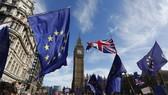 英議會通過《退出歐盟法案》。(示意圖源:互聯網)