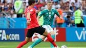 韓國、德國比賽一瞥。(圖源:互聯網)