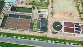 市高新科技園區的污水加處理系統。
