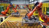 全球風險評估公司維里斯科楓園當地時間12日發佈的一份報告稱,工廠自動化程度的不斷提高,引發了東南亞地區大規模失業潮,機器人正逐漸代替人工。(示意圖源:互聯網)