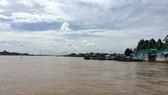 中央水文氣象預報中心:九龍江平原洪澇水位比去年高。(示意圖源:春龍)