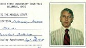 美國俄亥俄州立大學的已故校醫史特勞斯。(圖源:AP)