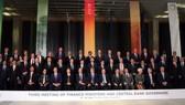 G20 阿根廷峰會各領導人合照。(圖源:路透社)