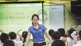 本市絕大多數一年級學生獲學習英文。(示意圖源:互聯網)