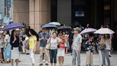 日本近期持續酷暑天氣。(圖源:Getty Images)