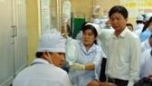 傷者獲送醫院搶救。(圖源:仲維)